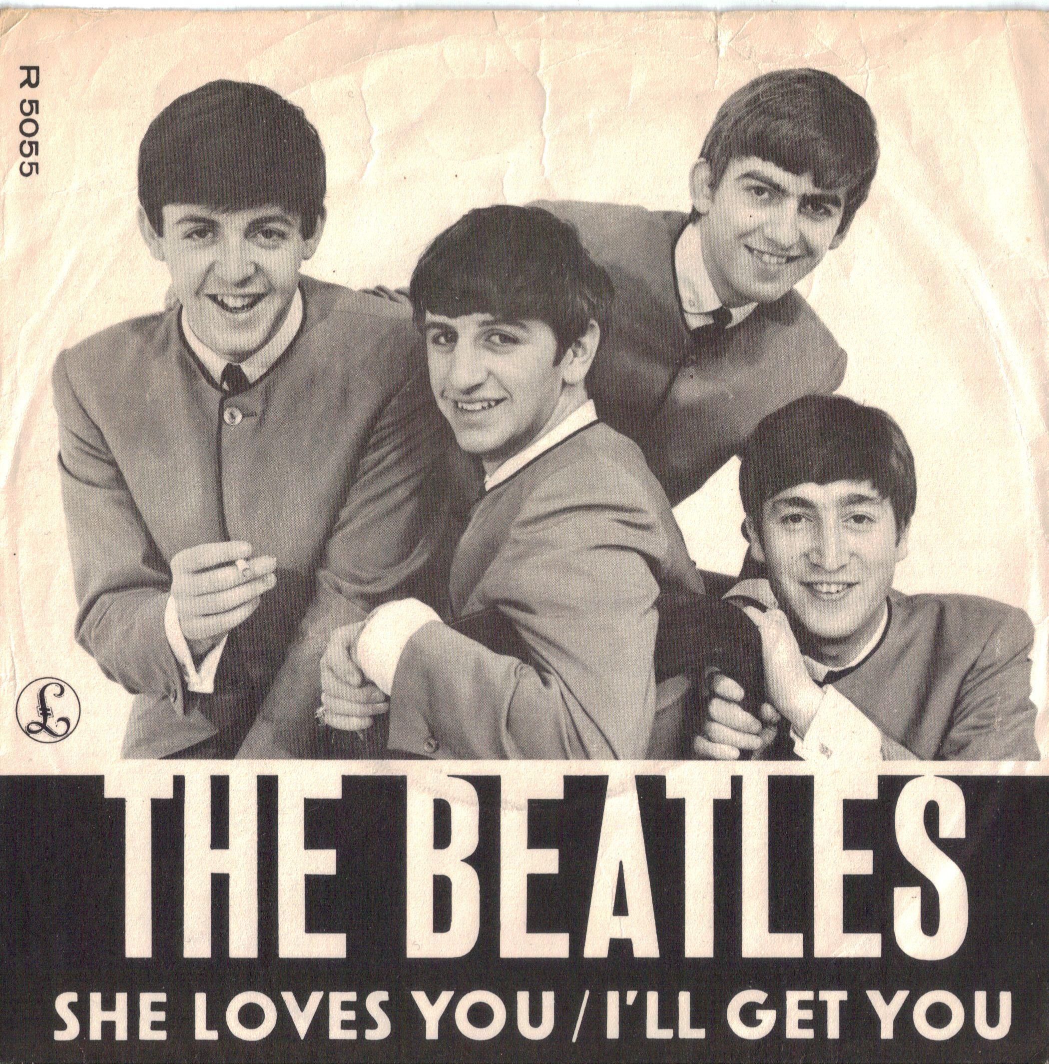 COVER VERSIONS OF BEATLES SONGS