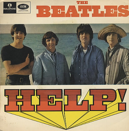 beatles help song The help soundtrack album is as haphazard as beatles for sale, but it lacks that record's glowering intensity it's a great but confusing record.